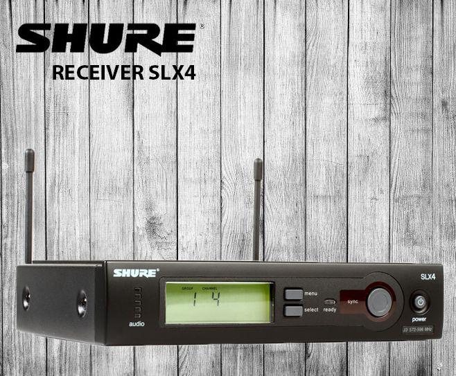 Micro cài áo không dây shure SLX14/WL185