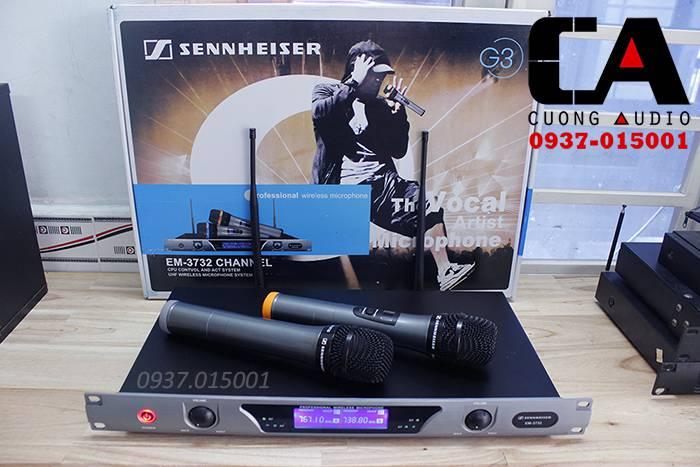 micro karaoke không dây sennheiser EM3732