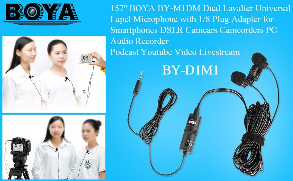Micro boya by m1dm thu âm giá rẻ