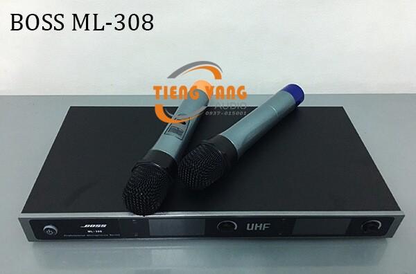 Micro không dây Boss ML-308
