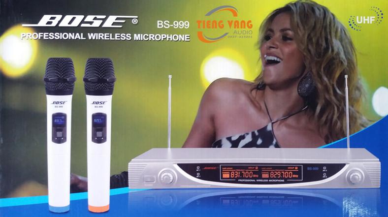 Micro không dây Bose 999 Karaoke giá rẻ