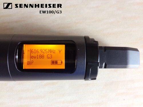 Đuôi micro không dây Sennheiser EW100/G3
