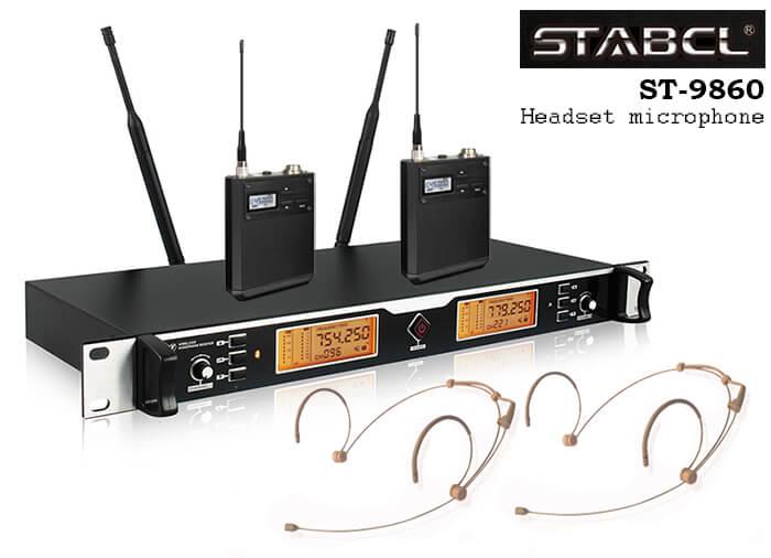 Micro đeo tai STABCL ST-9860 chính hãng