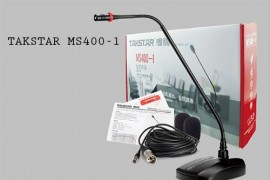 Micro Cổ Ngỗng Takstar MS 400-1